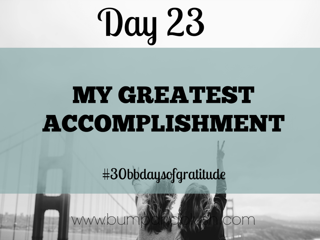 blogtober16 accomplishments sparkles at midnight thinking about accomplishments for today s gratitude challenge has actually been hard i have shared some of the things that i am proud of in other posts